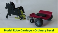 Junior Certificate Project Model Robo Carriage 2020