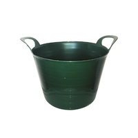 Flexi Tub 42L Large Green