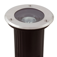50W GU10 ADJ INGROUND UP LIGHT