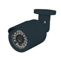 Triax Fixed Lens 1080p TVI Bullet - Grey