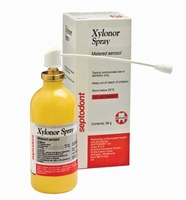 SEPTODONT XYLONOR SPRAY 36g (UK ONLY)