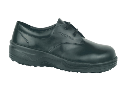 COFRA New Tracy Ladies Black Laced Shoe