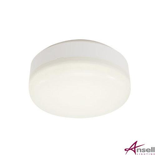Ansell Beta 5W LED IP44 Bulkhead White