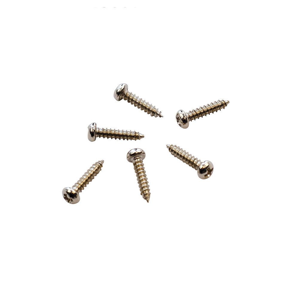 Electric guitar machine head screws, pack 100