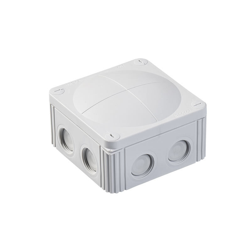 Wiska Combi 607 Junction Box Grey 10061778