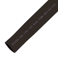Heat Shrink | Black 20mm Diameter 100M Reel