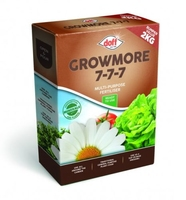 Doff Growmore 7-7-7 Multi-Purpose Fertiliser 2kg