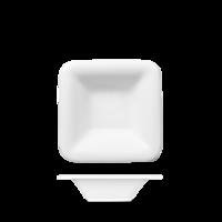 Square Bowl 142mm x 142mm 6oz 17cl Carton of 12