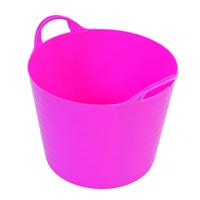 Flexi Tub 40L - Pink
