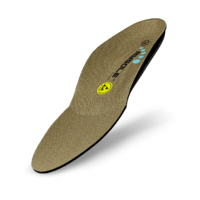 Mysole Work High Arch Insoles