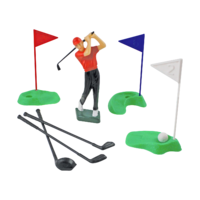 GS010 GOLF SET (13 PCS)