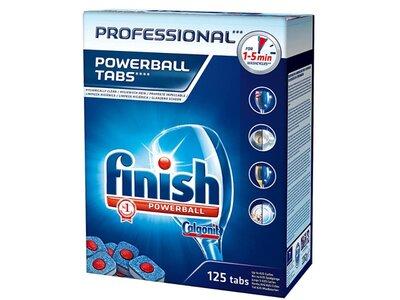 FINISH Dishwasher Washer Tablets (Box 125)