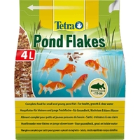 Tetra Pond Flake 4 Litre / 800g x 1