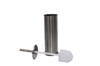 Toilet Brush Set Stainless Steel