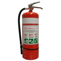 ABE Fire Extinguisher +Wall Bracket 6kg