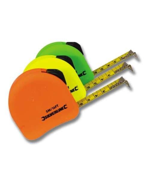 Hi-Viz Contoured Tape Measure