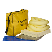 Chemical - Containment & Absorption Kit, Shoulder Pack, 45ltrs
