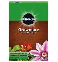 MIRACLE-GRO GROWMORE GARDEN PLANT FOOD 1.5 KG
