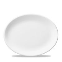 Oval Plate/Platter 23cm Carton of 12
