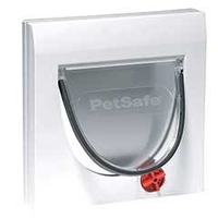 Staywell No.919 Classic 4-Way Locking Cat Door White x 1