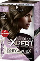Color Expert Dark Brown 4-0