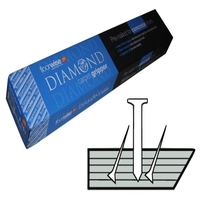 Diamond Carpet Gripper Pre-nailed for Concrete Floors, Medium Pin