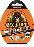 GORILLA TAPE 2'' x 11Mtr BLACK THICK ADHESIVE TAPE