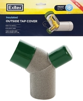 EXITEX INSULATED OUTDOOR TAP COVER