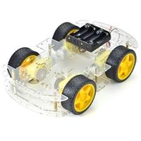 4 wheel Robot Smart Car Chassis Kits car
