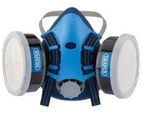 Draper Dust & Vapour Respirator C/W Filters