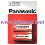 Panasonic C  Batteries x12