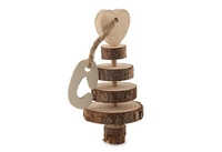 Ancol NaturesPaws Ring Tree Gnaw x 1