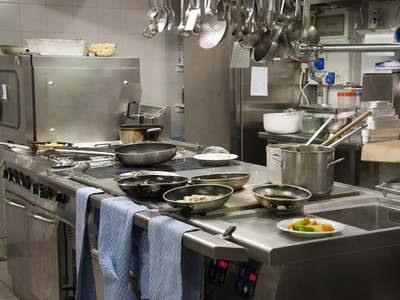 Your Kitchen is where germs are found.  Here is 7 ways to keep your kitchen safe!