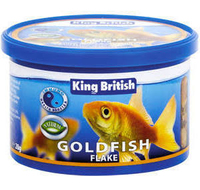 King British Goldfish Flake 28g x 12