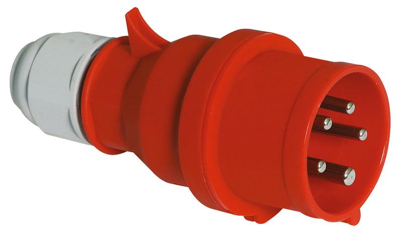 Sensational Bals 32A 3P 400V Plug Quick Connect Ip44 Phibsboro Electrical Wiring Database Hyediarchgelartorg