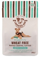 Laughing Dog Wheat Free Dental Oaties 250g x 4