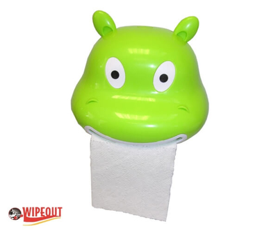Kids toilet paper holder
