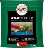 Nutro Wild Frontier Cat - Salmon & Whitefish 1.5kg
