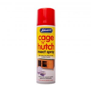 JVP Cage n Hutch Insect Spray 6 x 250ml