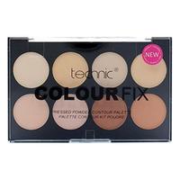 Technic Colour Max Pressed Powder Contour Palette 8 X 3.5g