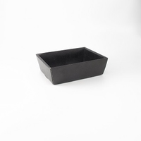 Small Black hamper basket