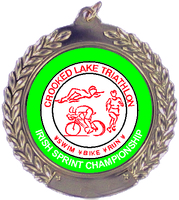 70mm Bronze Medal with 50mm Recess & Centre  