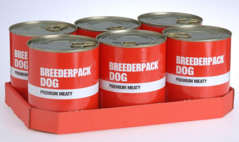 Breederpack Premium Meaty Dog 6 x 800g