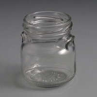 145 ml Churn Jar. (Pack of 48)