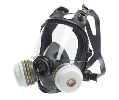 HONEYWELL NORTH N5400 Full Face Mask Respirator (Twin)