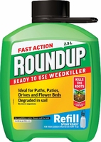 ROUNDUP FAST ACTION PUMP' N GO READY TO USE REFILL 2.5 LITRE