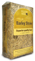 Pillow Wad Large Bale Barley Straw - Large x 1 [Zero VAT]