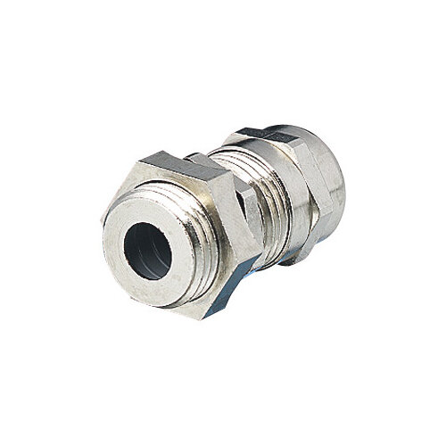 Nickel Plated Brass Cable Gland - EMC