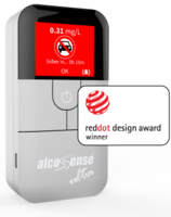 AlcoSense Ultra Fuel Cell Breathalyser