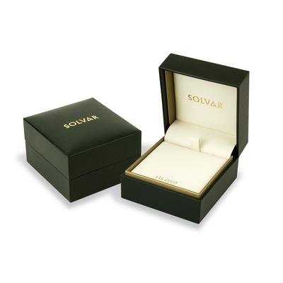 Solvar Gold Pendant Box
